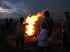 Oslava letního slunovratu 2011.