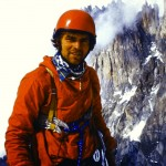 Alpy, na hřebeni Blaitiere, léto 1976.