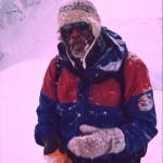 Mt. Everest 1987, základní tábor, JZ stěna.