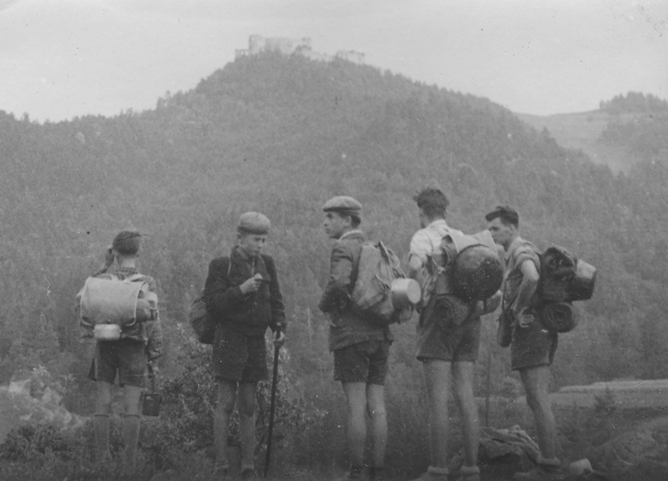 Pod Lietavú 1956